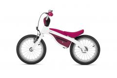 Дитячий велосипед BMW, рожевий