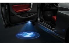 LED-проектори для дверей з логотипом BMW