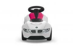 Дитячий автомобіль BMW Baby Racer III, білий