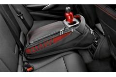 Сумка-підлокітник для зберігання, BMW чорно-червона