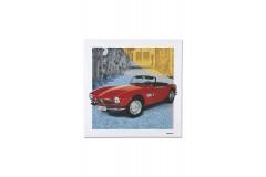 Картина BMW CLASSIC із зображенням автомобіля 507