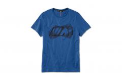 Чоловіча футболка з логотипом BMW M
