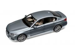 BMW 5-series (G30), Sophisto Grey 1:18