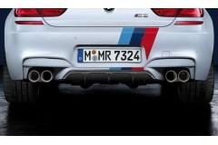 Задній дифузор M Performance, карбон
