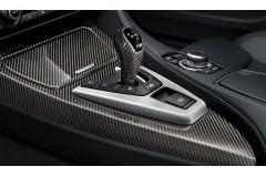 Карбонова накладка на ручку коробки передач M Performance