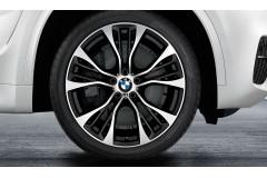 """21"""" BMW M Performance легкосплавні диски з подвійними спицями 599 M"""