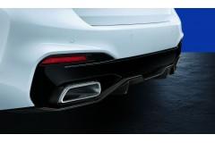 Задній дифузор BMW M Performance, Карбон