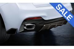 Задній дифузор M Performance, карбон F15
