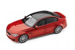 BMW M3 (F80) колекційна 1:18