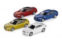 Набір автомобілів BMW M, колекційний