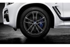 Колесо Double Spoke 698 M з зимовою шиною 245/50 R19