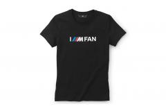 Жіноча футболка BMW Motorsport I ///M FAN