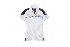 Жіноча сорочка-поло вболівальника BMW Motorsport