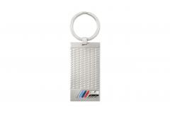 Брелок для ключів BMW M, нержавіюча сталь.