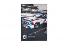 Металева табличка BMW Motorsport Heritage