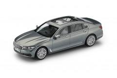 BMW 7-ой серії подовжена версія (G12).