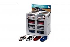 BMW моделі: BMW X6 M, BMW i8, BMW M6 купе, BMW 3.0 CSL.