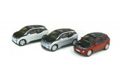 Модель BMW i3 (i01) колекційна