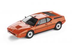 BMW M1 історична колекція 1:18